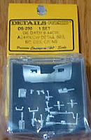 Details West 230 HO GE Detail Set - for Southern Pacific, CSX Transportation, Norfolk Southern & Canadian Pacific