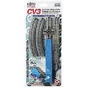 Kato Unitrack 20-892 N Scale Unitrack CV3 Compact Oval Set