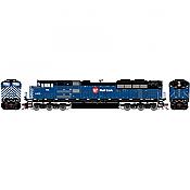 Athearn Genesis2 G75814 - HO SD70ACe - DCC & Sound - Montana Rail Link #4401