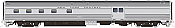Rapido 114033 HO Scale - Budd Baggage-Dorm - New York Central #8973
