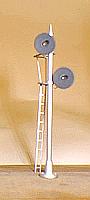 Oregon Rail Supply 127 HO - Two-Target Searchlight Signal - Kit