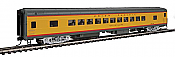 Walthers Proto 18506 - HO 85ft ACF 44-Seat Coach w/lights - Union Pacific (City of Salina) #5486