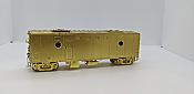 Overland Models 3102 - HO Brass -Canadian National Steam Heater DC/Nonsound - Unpainted #15840-15494- Estate Brass