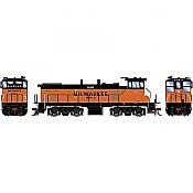 Athearn Genesis G74519 - HO MP15AC - DCC Ready - Milwaukee Road #442