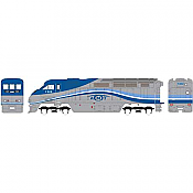 Athearn RTR 64670 - HO F59PHI - DCC/Sound - AMTL #1329