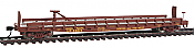 Walthers Mainline HO 5112 - 53 Ft GSC Piggyback Service Flatcar - Union Pacific #53019