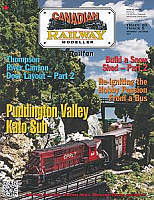 Canadian Railway Modeller - November-December 2016