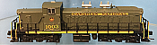 Rapido Trains 70558 N - GMD-1 1000 Series - DCC/Sound - Canadian National (Green Scheme) #1015