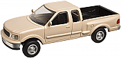 Atlas HO 1245 1997 Ford F-150 Pickup Truck - Tan