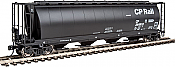 Walthers Mainline HO 7368 - 59 Ft Cylindrical Hopper - Canadian Pacific #384677