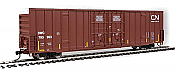 Walthers Mainline 2988 - HO 60ft Hi-Cube Plate F Boxcar - Canadian National (DWC) #764161