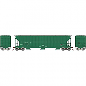 Athearn RTR 81751 - HO FMC 4700 Covered Hopper - BN/Bland #451643 (#1)