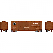 Athearn 16057 HO Southern Pacific 40ft Double Door Boxcar #682917