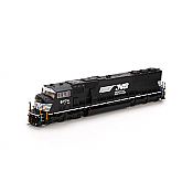 Athearn G67405 HO EMD SD60M w/DCC & Sound, Norfolk Southern NS #6774