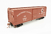 Rapido 130020-4 HO - 40ft NP 10000-series boxcar: Northern Pacific Company Service #203800