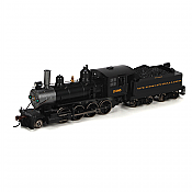 Roundhouse RTR OLD TIME 2-8-0, New York Central Lines #2385