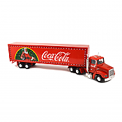 Atlas 25000010 1/43 Scale Coca-Cola Holiday truck with LED lights