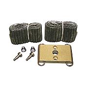 CMX - HO Scale Skid Pad Assembly Kit