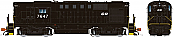 Rapido 31005 HO Alco RS-11 Conrail (ex-PC patch) 7647 DCC Ready - Taking Orders Now