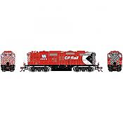 Athearn Genesis G82323 - HO GP9 w/DCC & Sound - CP Rail #8525