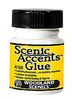 Woodland Scenics 198 Scenic Accents Glue 1.25oz