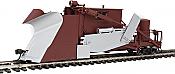 Walthers Proto 110114 HO Jordan Spreader Maintenance of Way (brown)