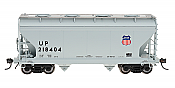 Intermountain Railway 46539-06 HO Scale ACF Center Flow Hopper Union Pacific UP Shield #218492