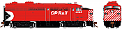 Rapido 21566 HO - DC/DCC/Sound - MLW FPA-2 Canadian Pacific (Multimark) #4097 - Pre-order