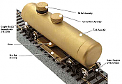 CMX-The Clean Machine HO Scale