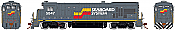 Rapido 18035 HO GE B36-7  - Seaboard System  5925 DCC Ready - Taking Orders Now
