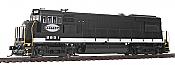 WalthersProto 2000 Diesel GE U30B - Tsunami(R) Sound & DCC New York Central #2851