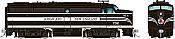 Rapido 37022 - HO Alco FA-1 - DCC Ready - Lehigh & New England #710