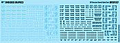 SmokeBox Graphics HO DF5987 Stencil Style Data