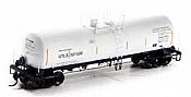Athearn HO Scale 94849 Clay Slurry Tank Car Union Tank Car #301536