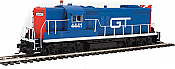 Walthers Proto 40877 HO ESU LokSound Select DCC & Sound - EMD GP9 Locomotive Grand Trunk Western GT #4441