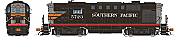 Rapido 31540 HO Alco RS-11 Southern Pacific (Black Widow) 5729 DCC & Sound - Taking Orders Now