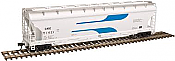 Atlas 20003768 HO ACF Pressureaide Green Mountain Railroad No.51421