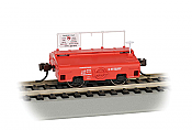 Bachmann 74403 HO  - Scale Test Weight Car - Ready to Run - Canadian National #52257 (red)