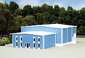 Pikestuff 8015 - N UK Plastics (Scale: 70 x 100ft) - Blue