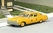 Sylvan Scale Models 282 HO Scale - 1964 Dodge 330 Taxi - Unpainted and Resin Cast Kit