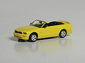 Ricko HO 38474 2005 Ford Mustang GT Coupe Convertible - Yellow
