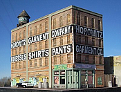 Downtown Deco 1046 HO Horowitz Garment Company - Kit