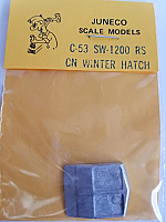 Juneco Scale Models C-53 CN SW-1200RS Winter Hatch
