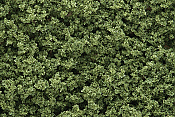 Woodland Scenics 135 Underbrush - Light Green - 25.2 cu in - (412 cu cm)