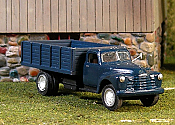 Sylvan Scale Models 147 HO Scale - 1948-53 Chevy Conventional Grain Truck - Unpainted and Resin Cast Kit