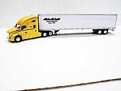 Trucks n Stuff TNS046 - HO Kenworth T680 Sleeper-Cab Tractor - 53ft Dry Van Trailer - Arlo G. Lott Trucking