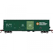 Athearn RTR 67707 - HO 50ft Evans Double-Door Plug Boxcar - BCOL #800422