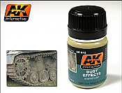 AK Interactive 15 - Dust Effects -  Enamel Paint - 35ml Bottle