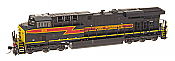 Intermountain Railway HO 49719S-07 GE ES44AC  Iowa Interstate - #505 - ESU LokSound DCC & Sound