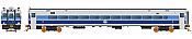 Rapido 128501 - HO Scale Comet Commuter Car - AMT Set 1